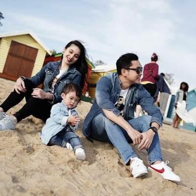 Babymoon Santai Ala Sandra Dewi Saat Hamil 6 Bulan, Intip Juga Tips Amannya, Moms!