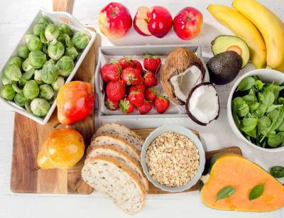 Konsumsi Makanan Tinggi Serat