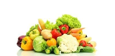 Sayuran Mentah