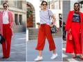 Tampil Modis dengan Celana Merah, Simak 5 Tips Kombinasinya