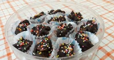 Cokelat Kurma Keju