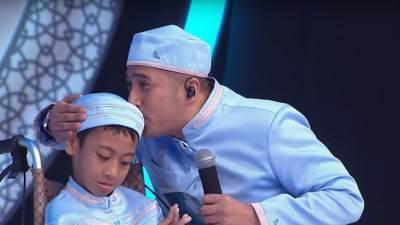 Kisah Naja, Hafiz Indonesia 2019 yang Hafal 30 Juz Walau Divonis Cerebral Palsy