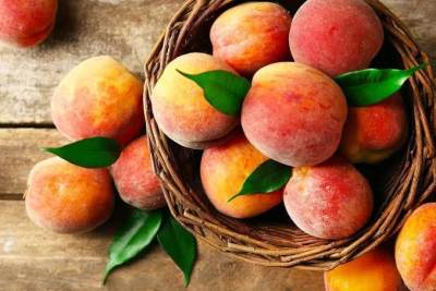 Buah Peach