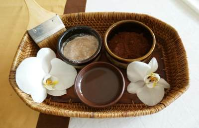Aman untuk Si Kecil, Ini Cara Membuat Masker Wajah dari Bubuk Cokelat dan Tepung Beras