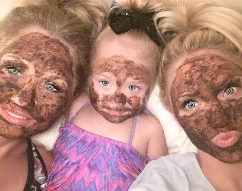 Aman Untuk Si Kecil Ini Cara Membuat Masker Wajah Dari Bubuk Cokelat Dan Tepung Beras