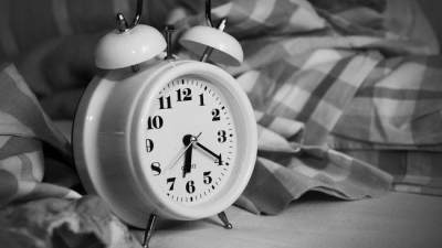 Jangan Lupa Pasang Alarm
