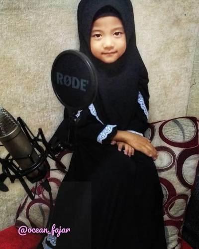 Aysha Ocean Fajar Sebagai Rara