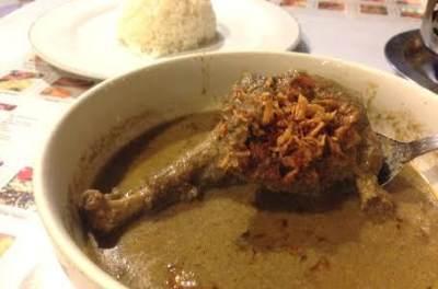 Resep Bebek Gulai Kurma, Masakan Khas Aceh yang mantap Disajikan Saat Lebaran