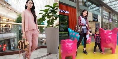 Yuk, Moms! Jadi Lebih Modis Saat Hamil dengan 5 Inspirasi Fashion Ala Artis Ini