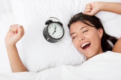 Bangun Lebih Pagi