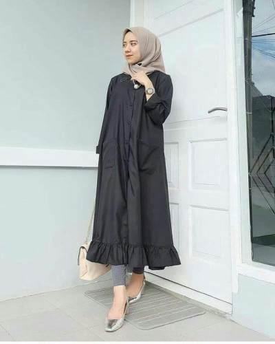 Tampil Cantik dan Fashionable, Ini Tips Memilih Baju Lebaran untuk Ibu Menyusui