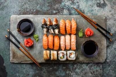 5. Sushi