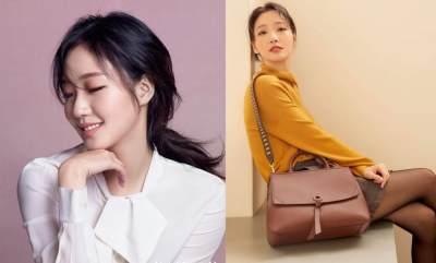 Intip Fashion Hingga Makeup Khas Kim Go Eun, Lawan Main Lee Min Ho yang Bisa Jadi Inspirasi