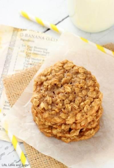 Resep Cookies Oatmeal, Kue Kering Lebaran yang Nggak Bikin Gemuk