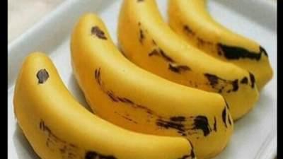 Banana Cotton Cake Kukus