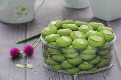 Kue Nastar Green Tea