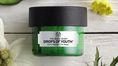 4. The Body Shop Drops Of Youth Eye Cream