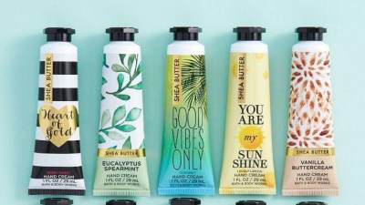 3. Bath and Body Works Shea Butter Hand Cream