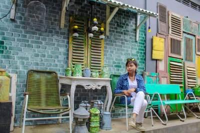 Kampung Heritage Kajoetangan Malang