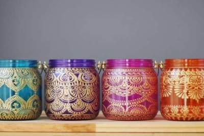 4. Jar Cantik