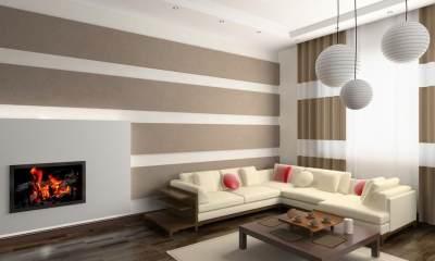 Pilih Wallpaper dengan Motif Horizontal