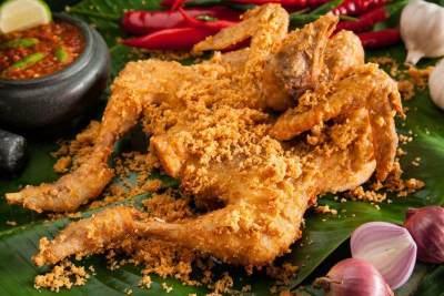 2. Resep Ayam Serundeng