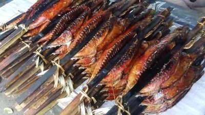 2. Ikan Asar