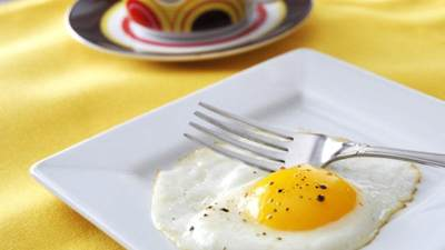4. Telur Mata Sapi