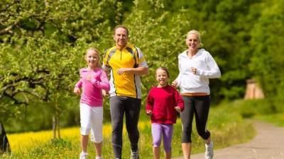 7. Jogging