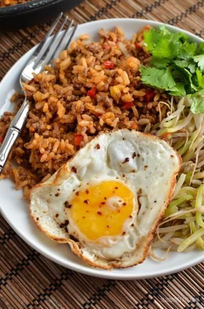 Resep Nasi Goreng Kampung, Bisa Jadi Menu Sarapan Lezat untuk Anak Nih, Moms