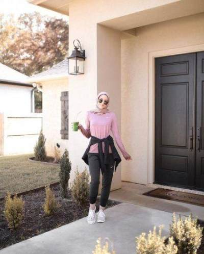 Mix and Match Outfit Sporty untuk Hijabers, Biar Tetap Stylish Saat Berolahraga