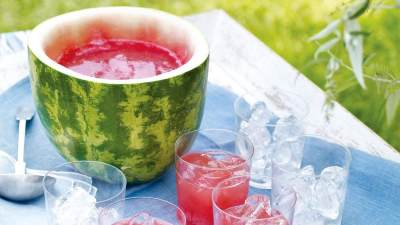 3. Watermelon Punch