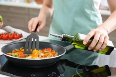 3. Saring Minyak Zaitun Setelah Digunakan