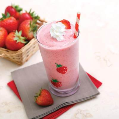 Milk Shake Strawberry