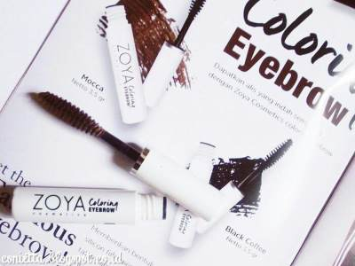 4. Zoya Coloring Eyebrow