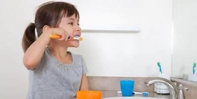 Dampak Buruk Sikat Gigi Kotor pada Anak