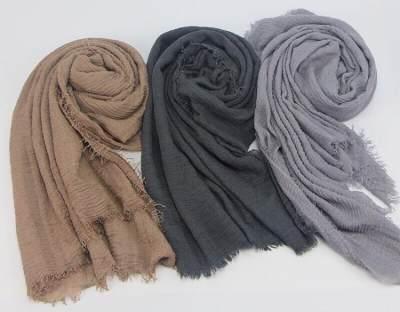 Populer dan Jadi Favorit, Intip 5 Gaya Hijab Crinkle Ala Selebgram