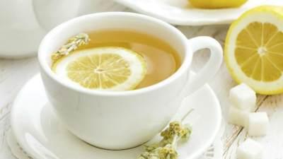 Air Hangat dan Lemon