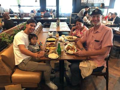 Intip Kedekatan Richard Kyle dan El Barack Anak Jedar yang Kompak Abis