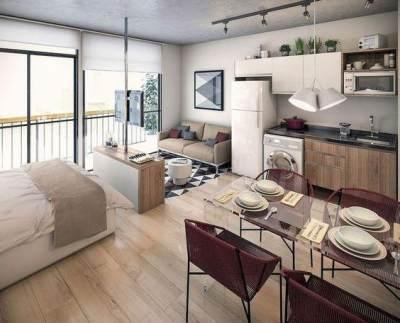 Tips Menata Apartemen Studio Untuk Pasangan Muda, Intip Ide Desainnya Yuk!