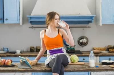 Manfaat Susu Rendah Lemak