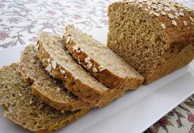 Oats dan Roti Gandum