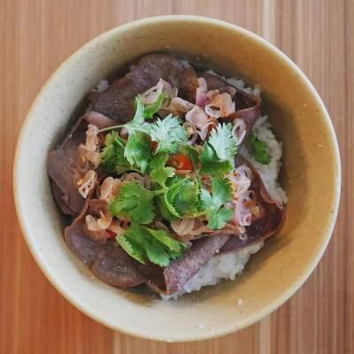 Intip Menu Rice Bowl Mangkok Ku, Restoran Chef Arnold dan Anak Jokowi yang Harganya Merakyat