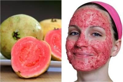 Ampuh Atasi Jerawat Hingga Bikin Wajah Glowing, Coba Masker Jambu Biji Yuk Moms!