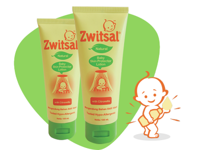 Zwitsal Baby Skin Protector Lotion