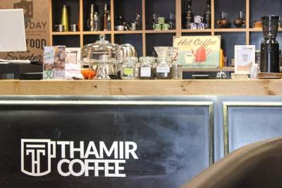 4. Thamir Coffee