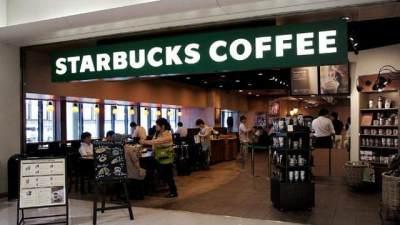 8. Starbucks