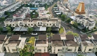 Mengintip Desain Hingga Fasilitas Perumahan Mewah di Atas Thamrin City yang Bikin Tercengang