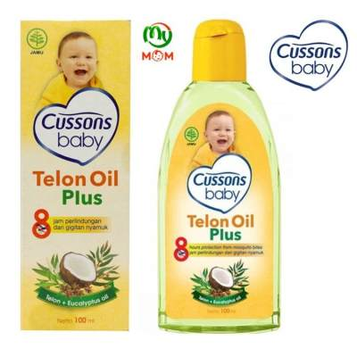 Cussons Baby Minyak Telon Plus