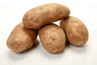 Memilih jenis kentang